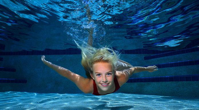 Pływam