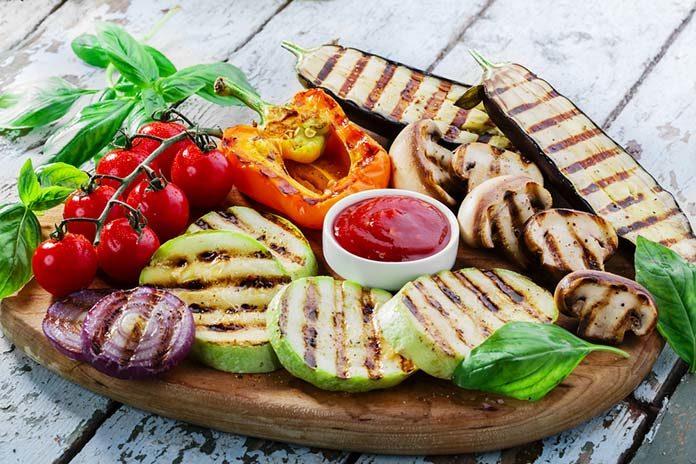 Grill bez mięsa? Najlepsze przepisy na warzywa na grilla