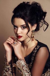Ekskluzywna biżuteria damska