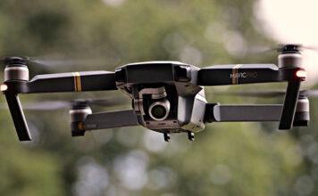 Pierwszy dron